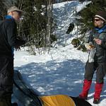 Frode og Tor-Erik på Solfjellstua