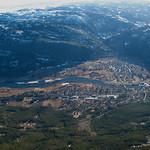 Liagardene-Flå 47,3km: Nesbyen